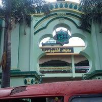 Photo taken at Masjid Agung Kauman by Apriza Putra رمظان (. on 1/10/2014