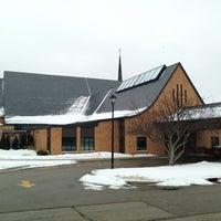 Photo taken at St Marys Visitation Parish by Badger guy on 3/16/2013
