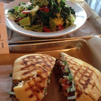 Photo taken at Mendocino Farms by Yng L. on 6/12/2014