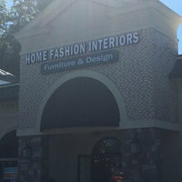 Photo taken at Home Fashion Interiors by Kirk M. on 10/15/2015