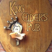 Photo taken at King Eider's Pub and Restaurant by Kelli on 7/17/2014