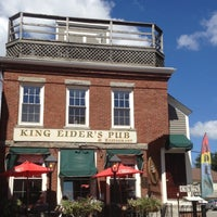 Photo taken at King Eider's Pub and Restaurant by Kelli on 8/1/2013
