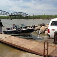 Photo taken at Missouri River by Matt K. on 5/25/2013