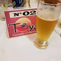 Photo taken at Toyo Comida Oriental by Rubem P. on 4/22/2017