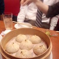 Photo taken at 魏飯夷堂 北新地 by KAORI H. on 10/12/2013
