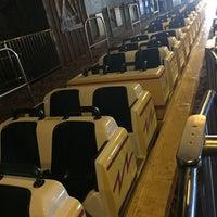 Photo taken at The Desperado Roller Coaster by Jessie D. on 8/29/2016