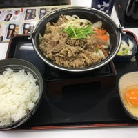 Photo taken at 吉野家 新開地店 by chuta on 11/29/2016