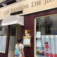 La Maison du Jardin - French Restaurant in Paris