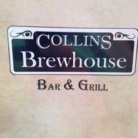 Photo taken at Collins Brewhouse by Shane K. on 8/6/2016