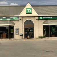 Photo taken at TD Canada Trust by Shane K. on 10/7/2017