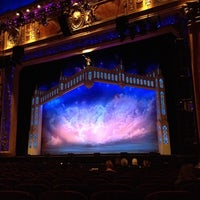 Photo taken at Saenger Theatre by Nicole S. on 10/27/2013