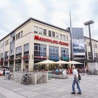 Das Foto wurde bei Marktplatz-Center Neubrandenburg von ece projektmanagement co kg am 5/4/2016 aufgenommen