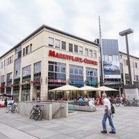 Das Foto wurde bei Marktplatz-Center Neubrandenburg von ece projektmanagement co kg am 8/11/2016 aufgenommen
