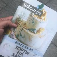 Снимок сделан в Upside Down Cake пользователем Olli🙋🏼 8/16/2018
