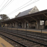Photo taken at NJT - Madison Station (M&E) by Paulette O. on 2/19/2013