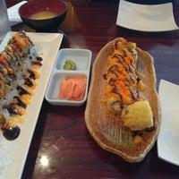 Photo taken at Ichiban Sushi by Erin S. on 10/15/2012