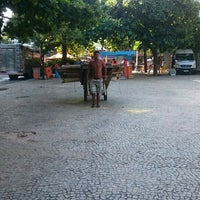 Photo taken at Feira Livre da General Osório by Cíntia C. on 4/12/2016