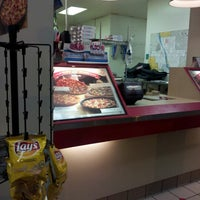 Photo taken at Domino's Pizza by Travis D. on 2/20/2013