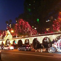Photo taken at The Mission Inn by JediLarry B. on 12/10/2012