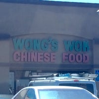 Photo taken at Wong's Wok Chinese Food by Seiichi I. on 6/26/2017