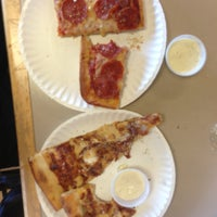 Photo taken at New York Pizzeria of Binghamton by Kyle C. on 4/17/2013