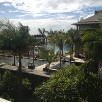 Photo taken at The St. Regis Mauritius Resort by Claus K. on 5/15/2013