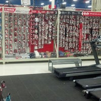 Photo taken at Sports Authority by Patrick H. on 5/12/2013