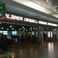 Photo taken at Pilsner Urquell Original Restaurant by Sergey K. on 2/24/2013