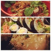 Photo taken at Okonomi Japanese Resturant by Chawengsak D. on 3/21/2014