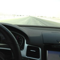 Photo taken at Dammam-Riyadh highway by Bander A. on 6/30/2013