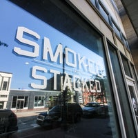 Photo taken at Smoked & Stacked by Smoked & Stacked on 9/15/2016