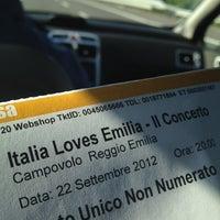 Photo taken at Area di Servizio Rubicone Ovest by Billa H. on 9/22/2012