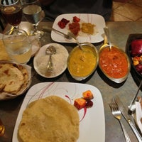 Photo taken at India Palace Restaurant by Piotr G. on 1/21/2013