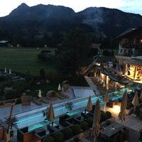 Das Foto wurde bei Hotel Engel Tyrol von Error404 H. am 7/31/2015 aufgenommen