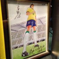 10/13/2012にhimikosan ひ.がサッカーショップKAMO 原宿店で撮った写真