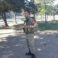 Photo taken at Tevhit Kural Kışlası by Ömer A. on 4/22/2016