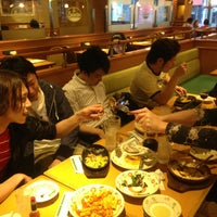 Photo taken at Saizeriya by Mai M. on 5/17/2013