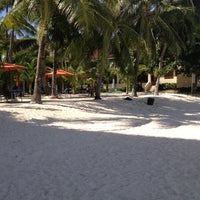 Photo taken at Costabella Tropical Beach Hotel by Mary Joy Z. on 6/26/2013