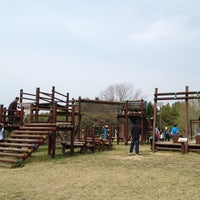 4/14/2013에 Tadashi님이 レインボーハイランド野外活動センター アスレチック広場에서 찍은 사진