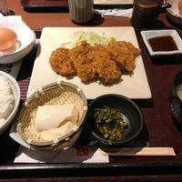 Photo taken at 赤坂うまや 博多店 by K N. on 11/8/2016