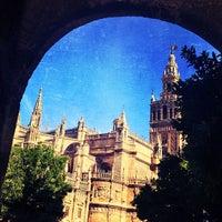 Foto tomada en Catedral de Sevilla por Аня Я. el 5/11/2013