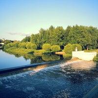 Снимок сделан в Парк Куопио (Финский парк) пользователем Антон П. 7/5/2013