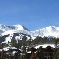Photo taken at Breckenridge Ski Resort by Rose C. on 2/17/2013