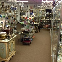Photo taken at 708 Antiques by Bill H. on 11/9/2012