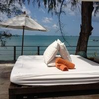 Photo taken at Nikki Beach Resort and Beach Club Koh Samui by Katrina H. on 11/8/2012