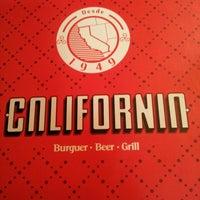 Photo taken at California Burger by Zé Eduardo C. on 7/8/2014