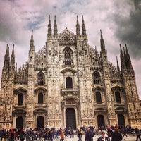 Photo taken at Milan by Marina K. on 4/30/2013