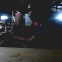 Photo taken at warkop cak adi ngaban tanggulangin by ichal w. on 12/11/2013
