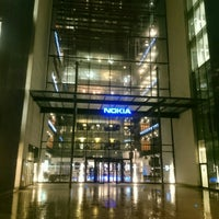 Photo taken at Nokia by Claes B. on 1/14/2016