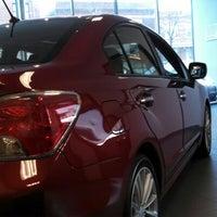 4/25/2013 tarihinde Sandra B.ziyaretçi tarafından Mid City Subaru'de çekilen fotoğraf